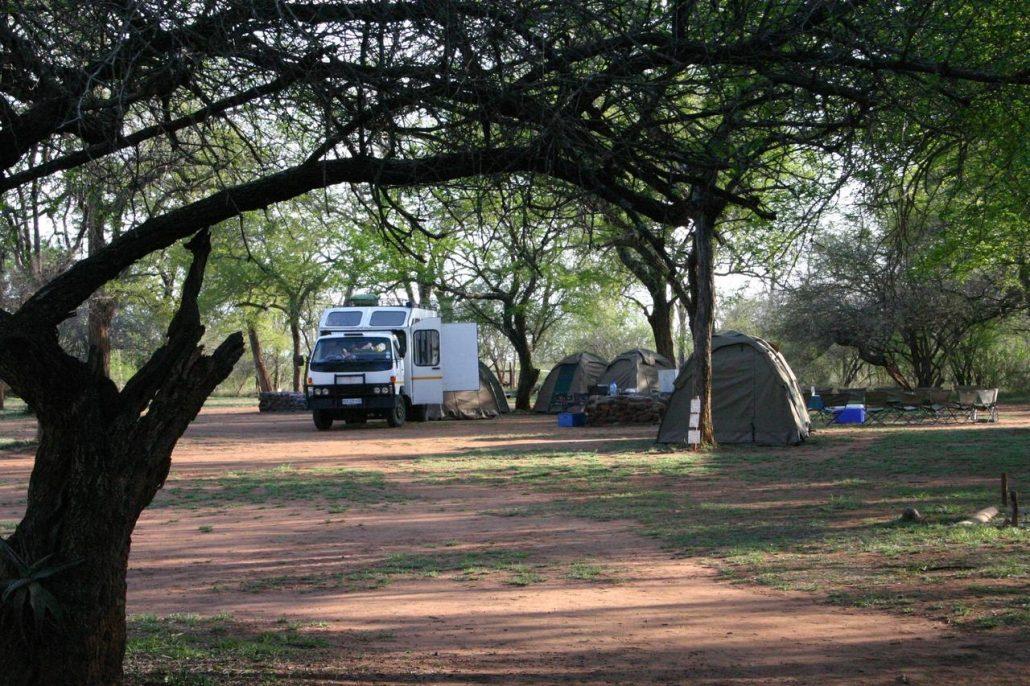 Ndlovu Camp