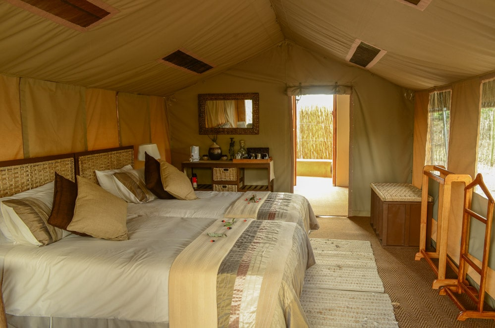 Tembe Safari Accommodation