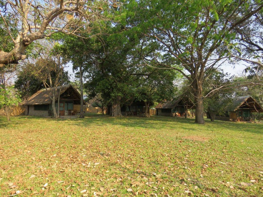Liwonde National Park Accommodation