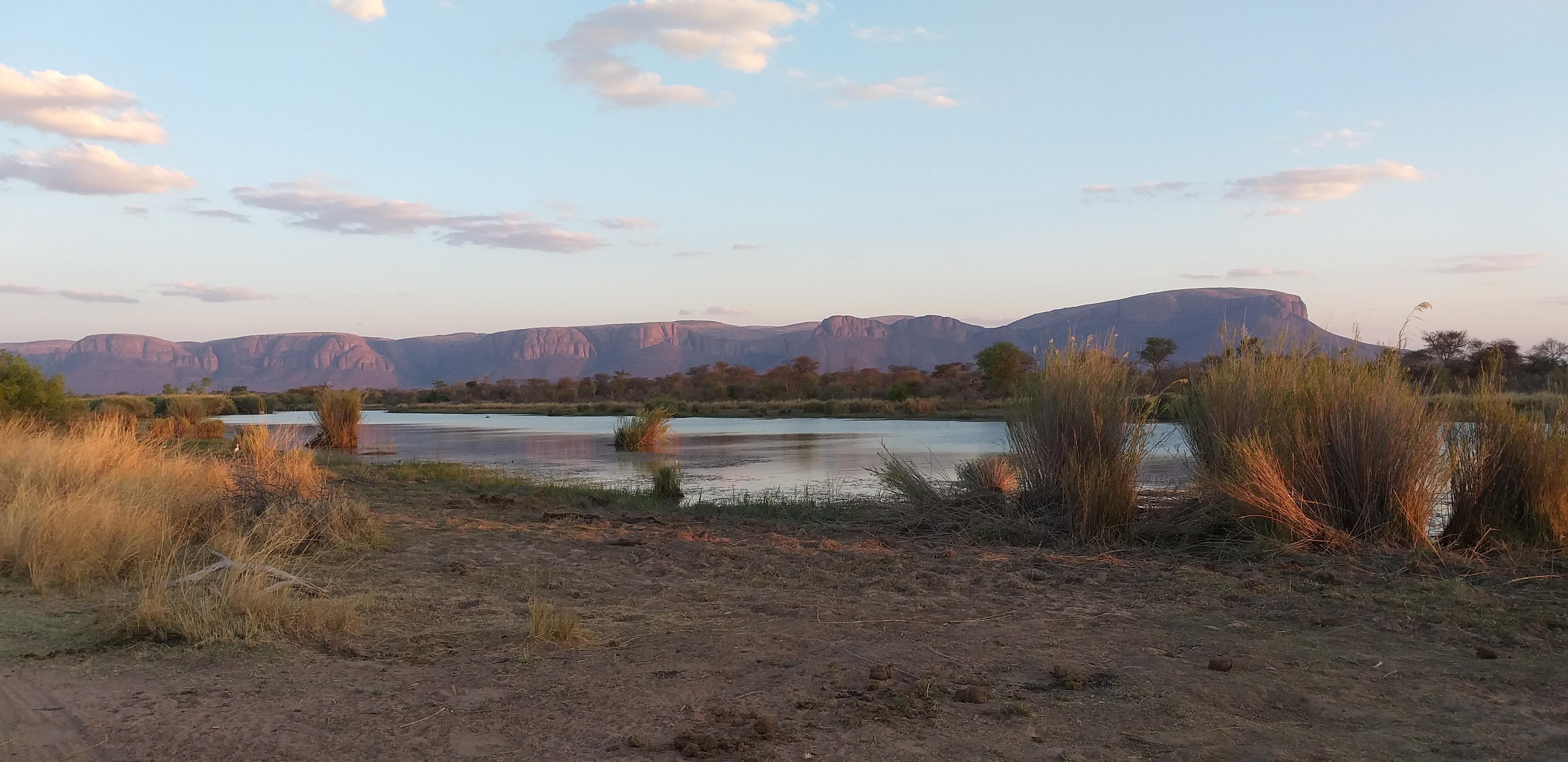 Marataba Reserve in the Waterberg