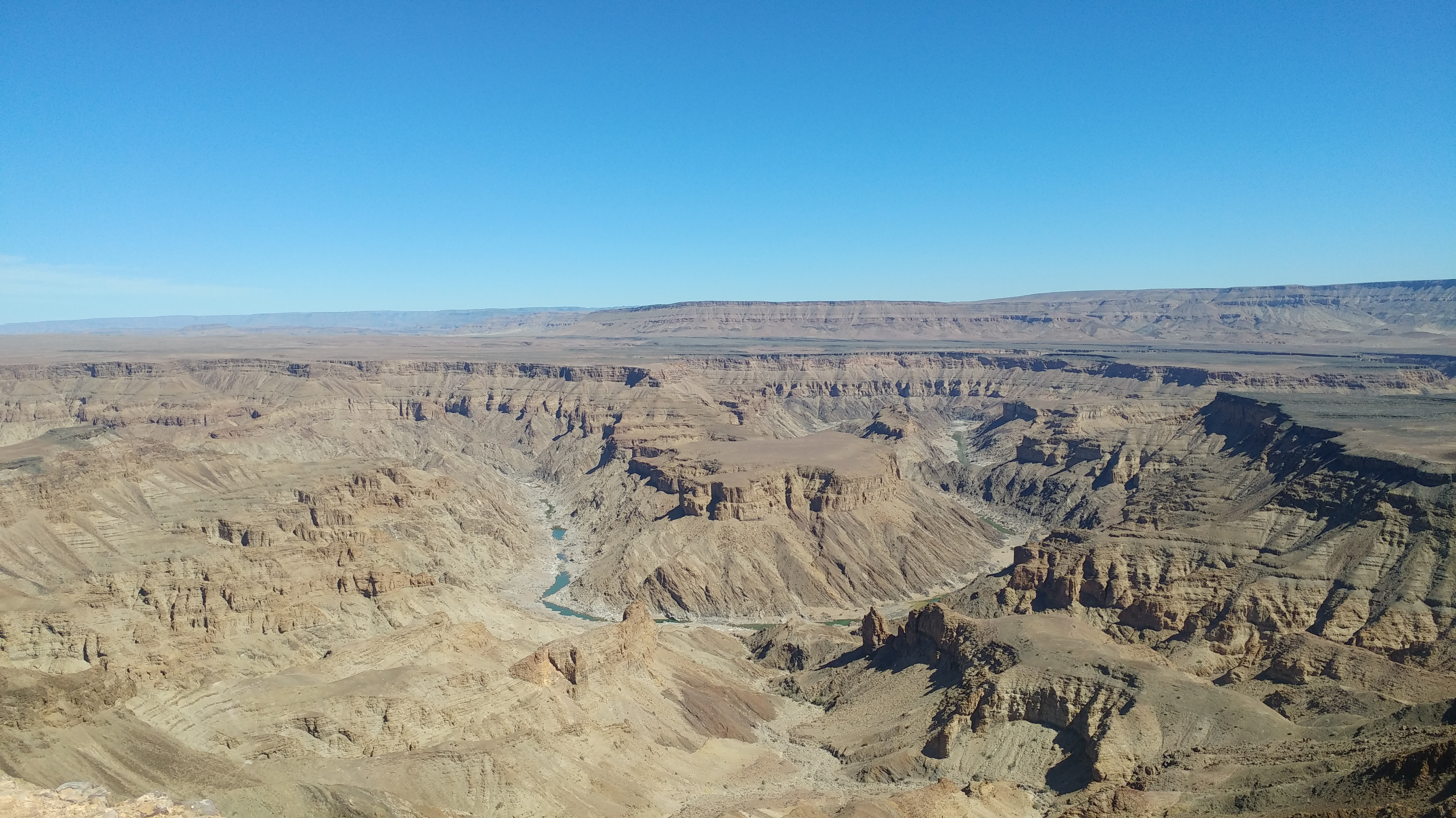 Fish River Canyon – world's second largest