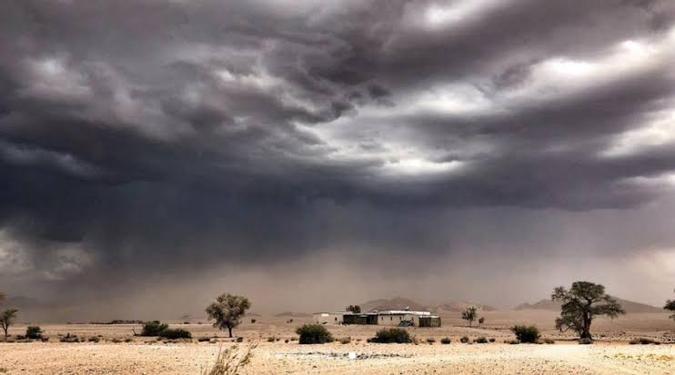 weather like in Namibia