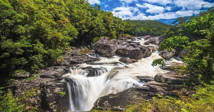 Waterfall in Ranomafana