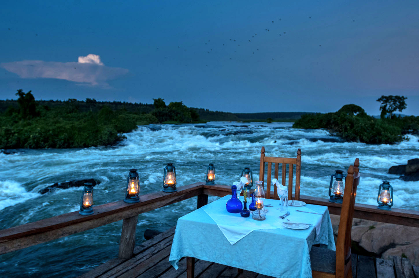 Wild Waters Lodge – Jinja